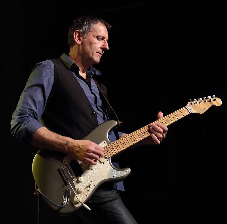 guitariste lead